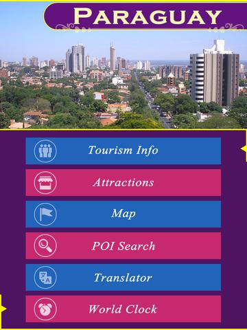 Paraguay Tourism Guide screenshot 7