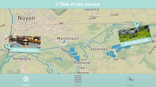 Oise and its canals screenshot 1