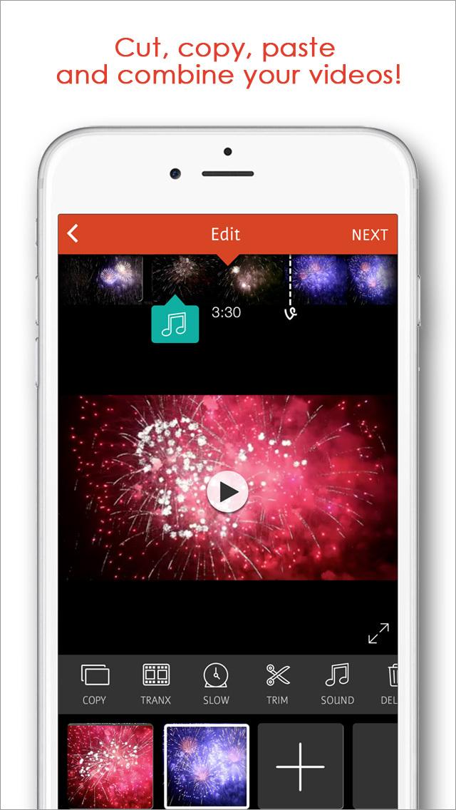 Videoshop - Video Editor screenshot 4