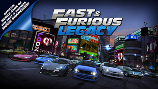 Fast & Furious: Legacy screenshot 1