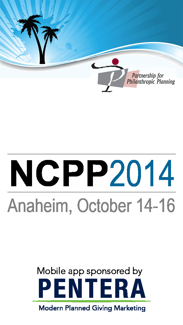 NCPP Annual Conference screenshot 1