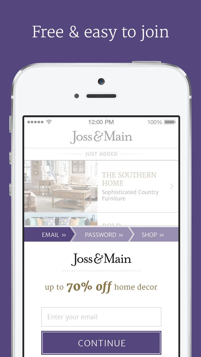 Joss & Main: Furniture + Decor screenshot 4