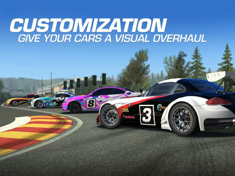 Real Racing 3 screenshot #5