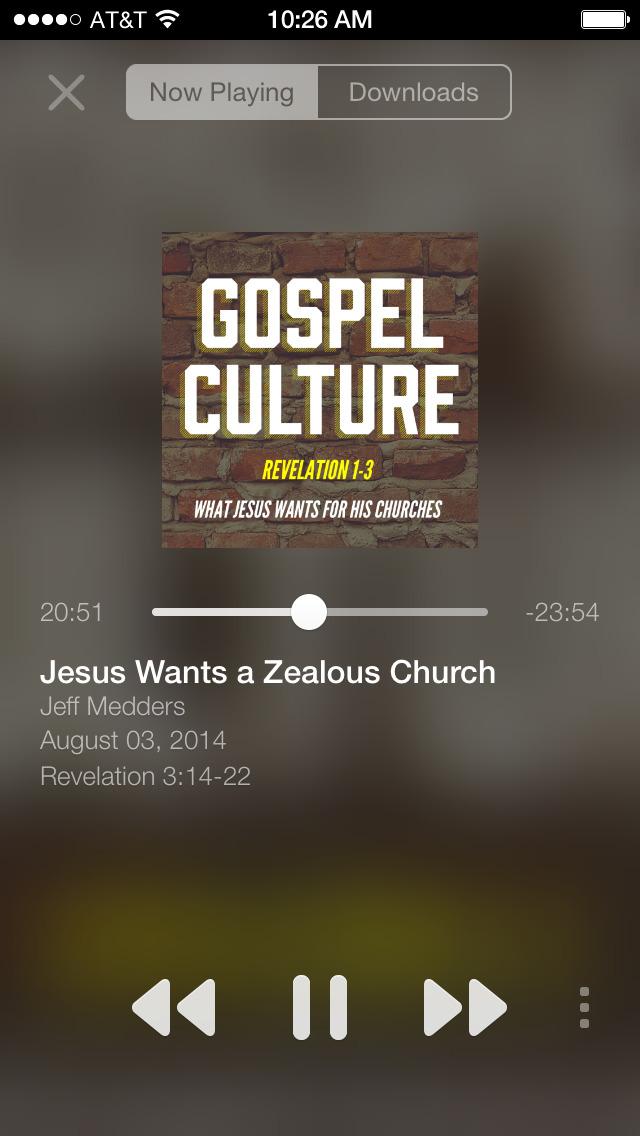Redeemer Church App screenshot 2