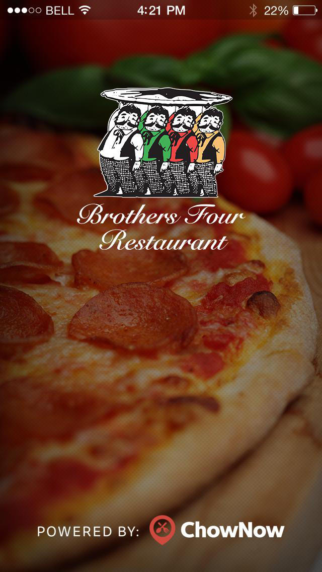 Brothers Four Restaurant screenshot 1