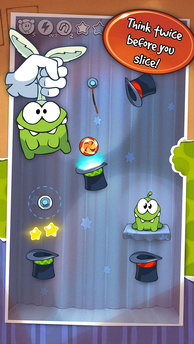 Cut the Rope GOLD screenshot 4