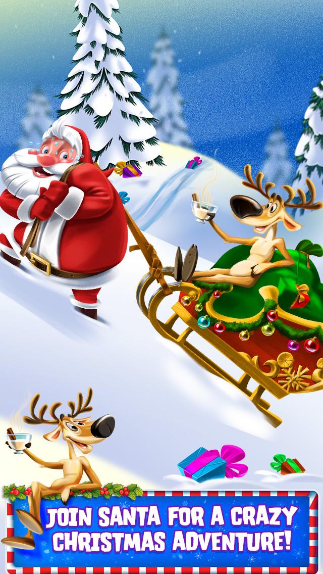 Crazy Santa #$@&%*! screenshot 1
