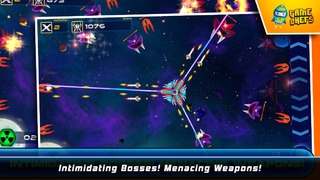 Galaxy Defense Force : The Best Free Space Shooter screenshot 4