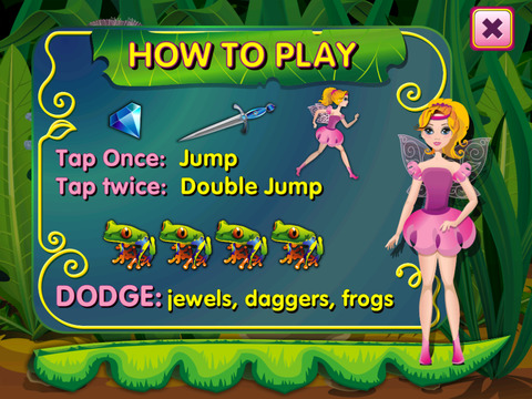 Tinkerbell Fairy Adventure screenshot 6