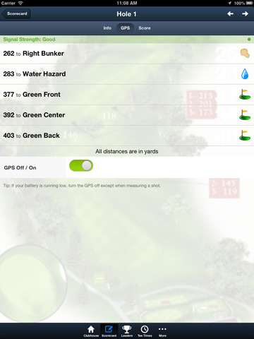 Safari Golf Club screenshot 10