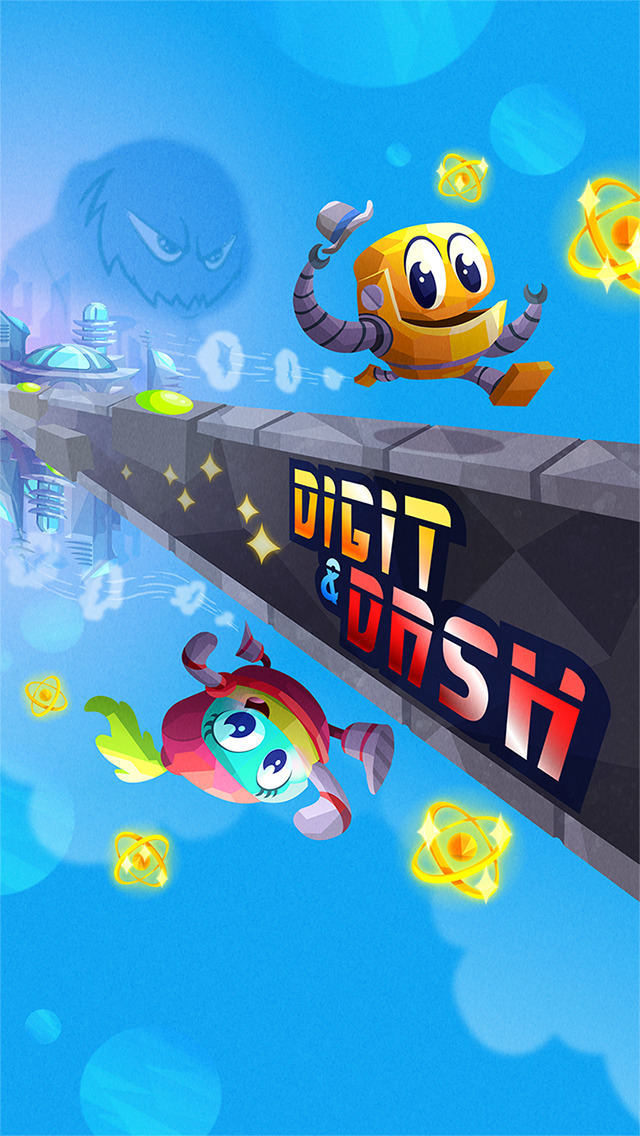 Digit & Dash screenshot 1