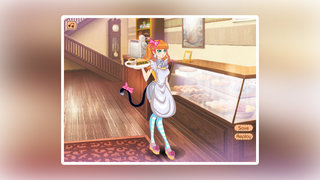 Maid Cafe Dress Up screenshot 1