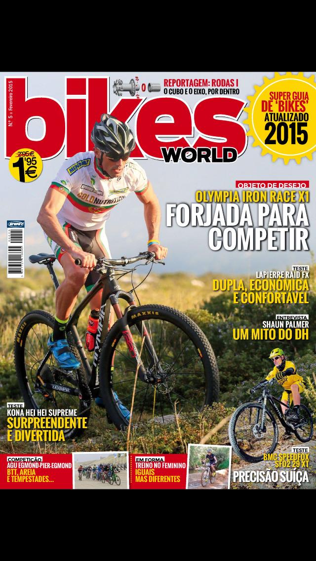 Bikes World Portugal screenshot 1