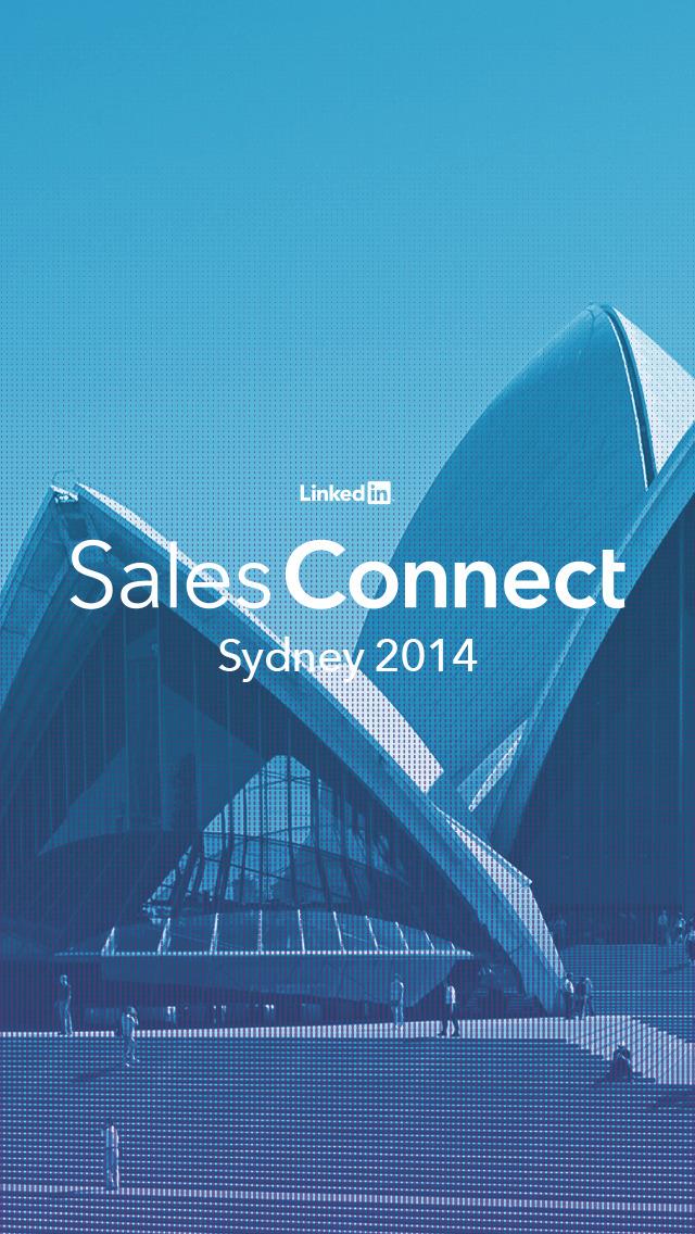 LinkedIn Sales Connect Sydney screenshot 1