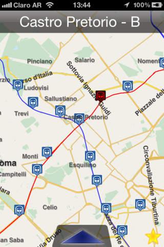 Rome 3d Offline Map - náhled