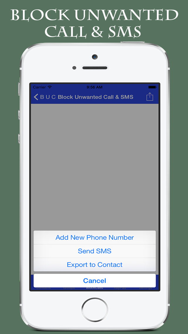 how to customize your iphone app shopper iblacklist pro manager all in one icontact 7114