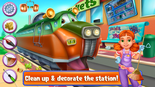 Super Fun Trains - All Aboard screenshot 2