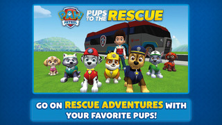 PAW Patrol Pups to the Rescue screenshot 1