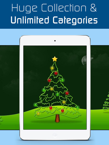 Amazing Christmas Wallpapers & New Year Backgrounds HD - Exclusive Christmas & New Year Ringtones for Holiday Seasons screenshot 9