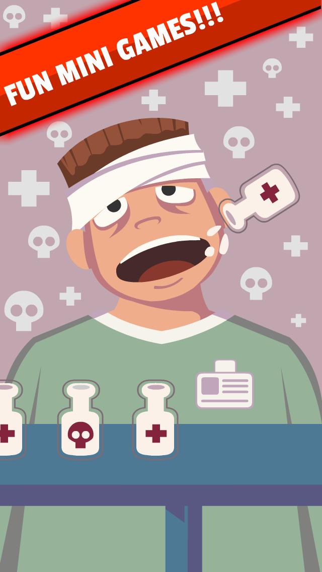 ER Doctor: Fun Mini Games screenshot 4