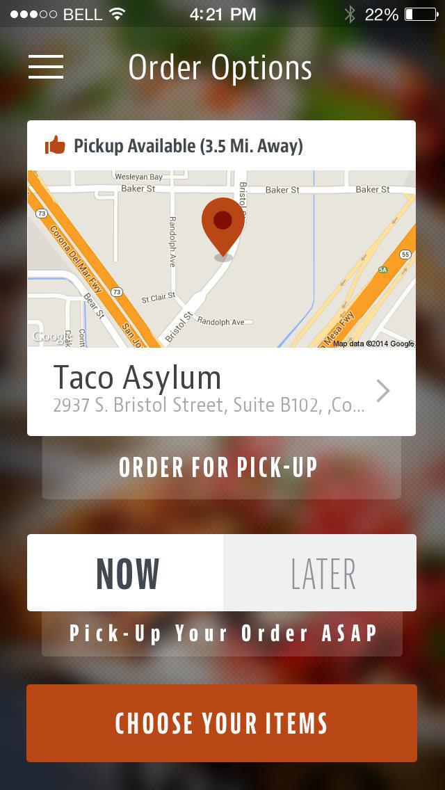 Taco Asylum screenshot 1
