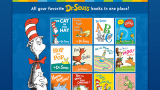 Dr. Seuss Treasury Kids Books screenshot 1