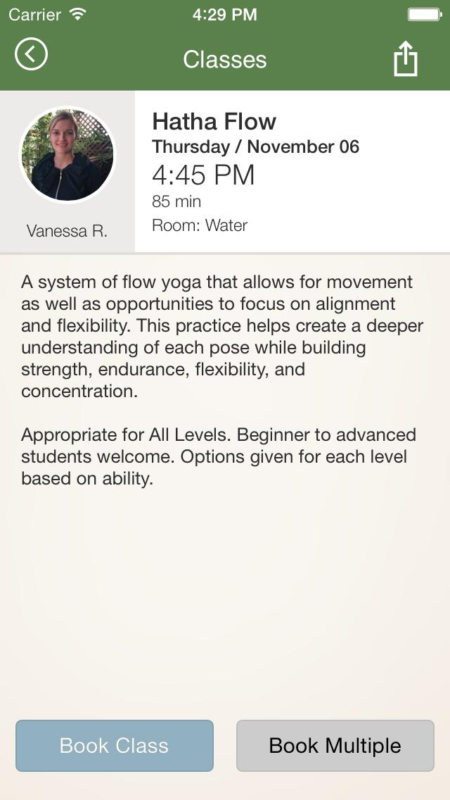 Yoga Garden SF screenshot #4