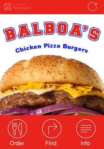 Balboa's, Slough - náhled