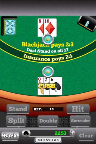 ⋆Ace Blackjack Royale - 21 Card Dealer Carnival &  - náhled