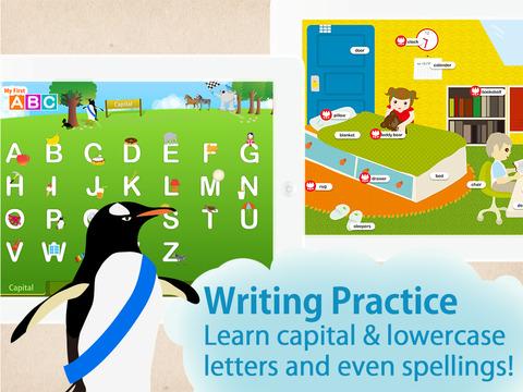 ABCおけいこ 楽しく しっかり学べる英語教材 - náhled