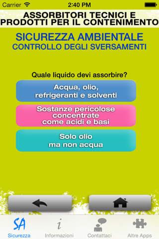 Sicurezza Ambientale - náhled