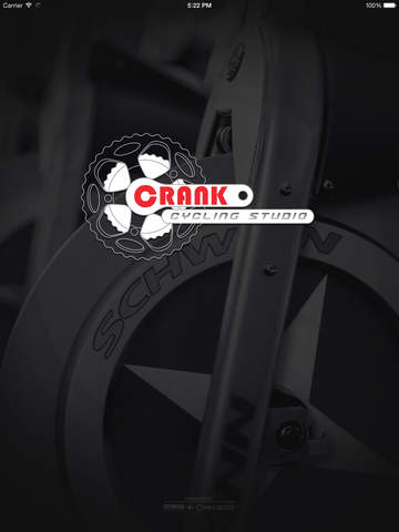 Crank Cycling Studio screenshot #1