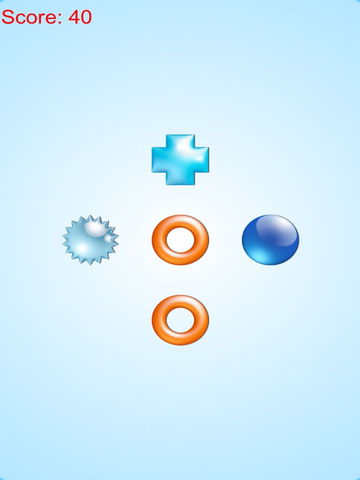 Challenge Mind With Clever Brain Game: Find Same Shape Free screenshot 5