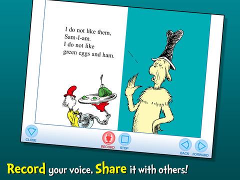 Green Eggs and Ham - Dr. Seuss - SAMPLE screenshot 8