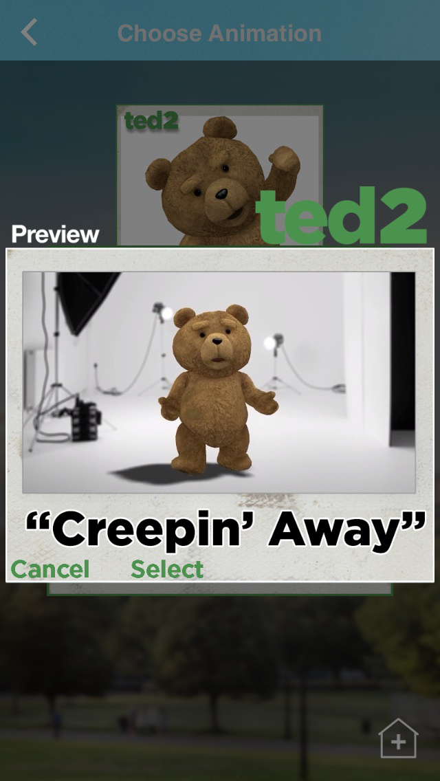 TED 2 Mobile MovieMaker screenshot 2