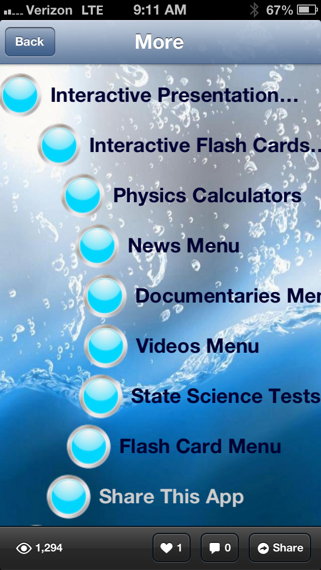 MS Physical Science Buddy 2019 screenshot 4