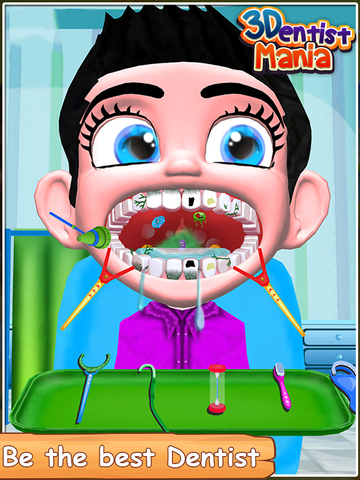Dentist Mania 3D screenshot 10