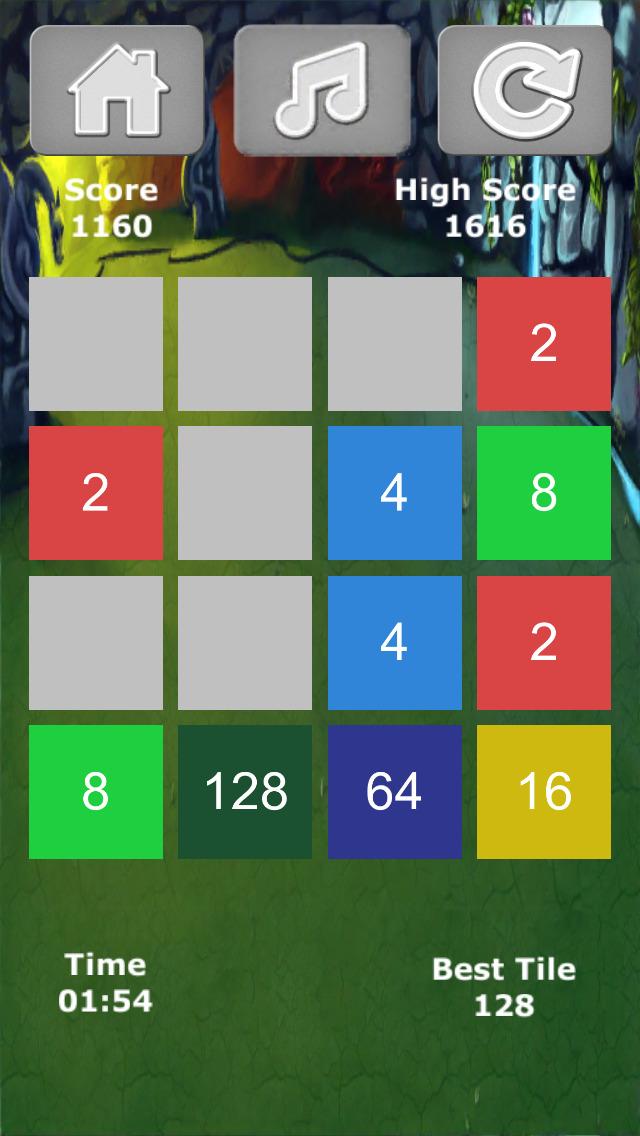 2048e screenshot 3