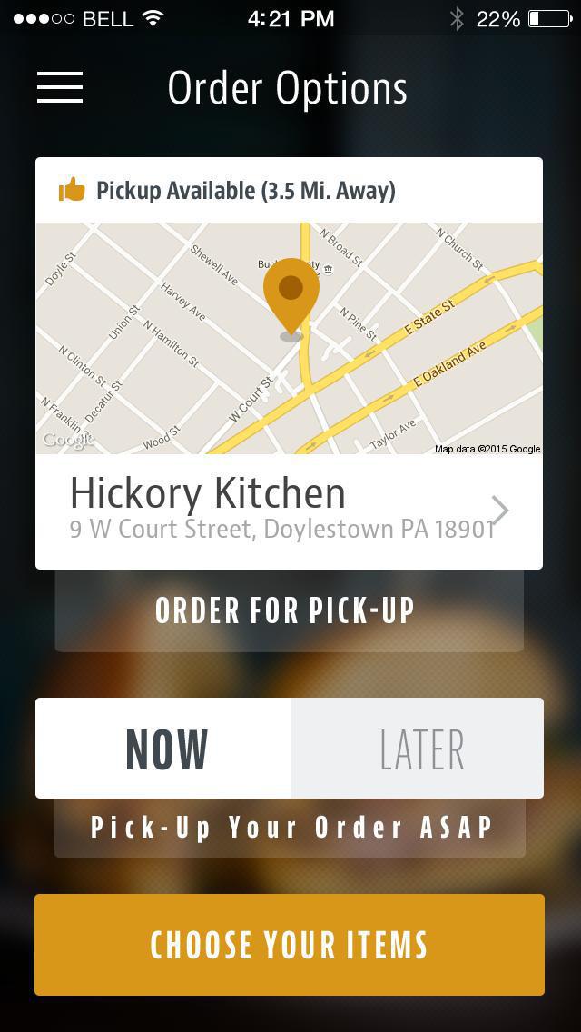 Hickory Kitchen screenshot 2