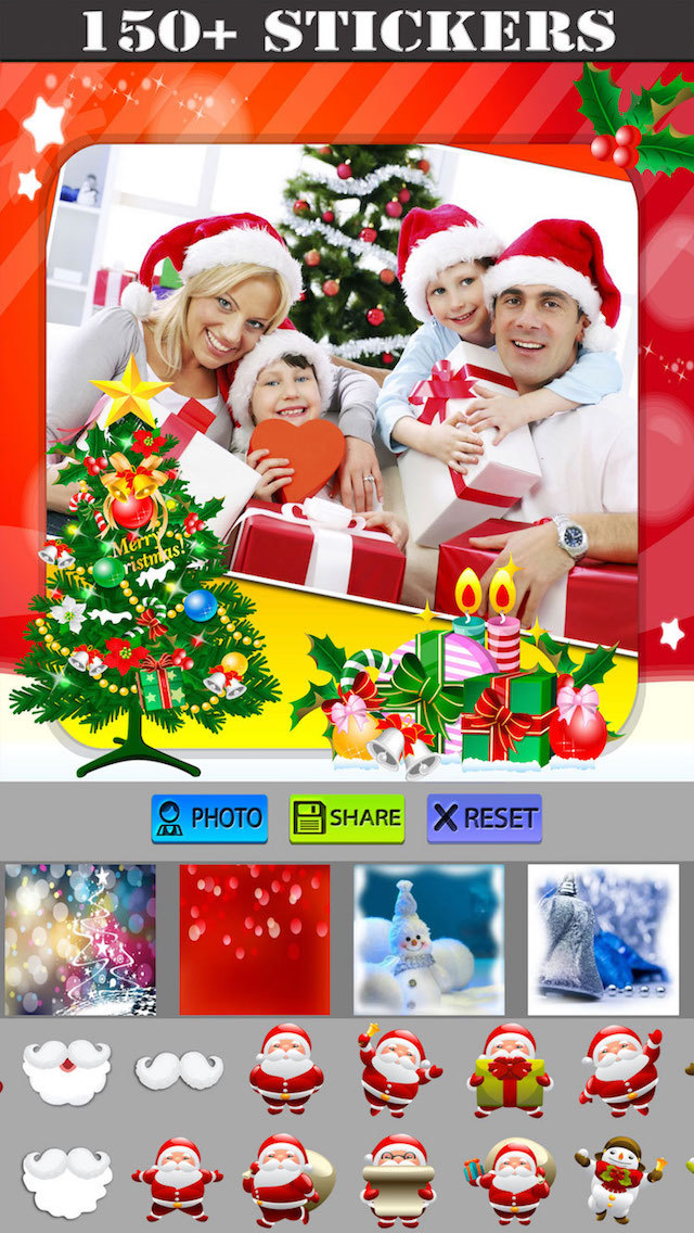 Best Xmas Photo Frames screenshot 3