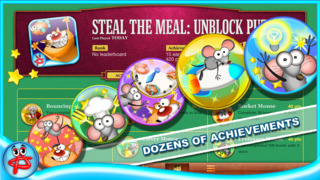 Steal the Meal: Unblock Puzzle screenshot 2
