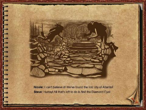 Nicole Adventures In Atlantis screenshot 7
