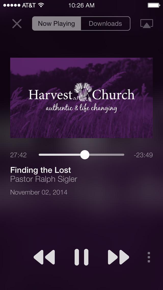 Harvest Church Dothan screenshot 2