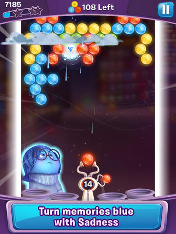 Inside Out Thought Bubbles screenshot 7