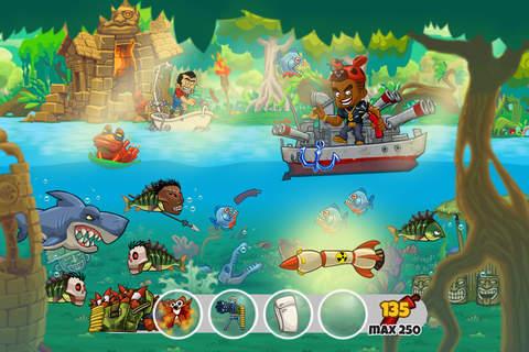Dynamite Fishing World Games - náhled