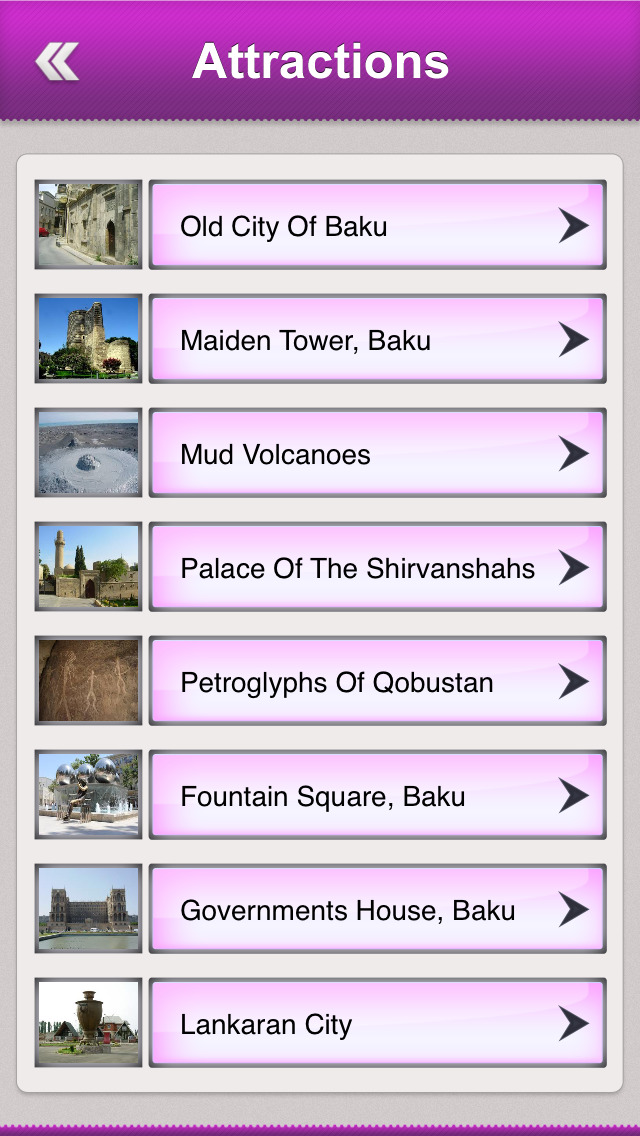 Azerbaijan Tourism Guide screenshot 3