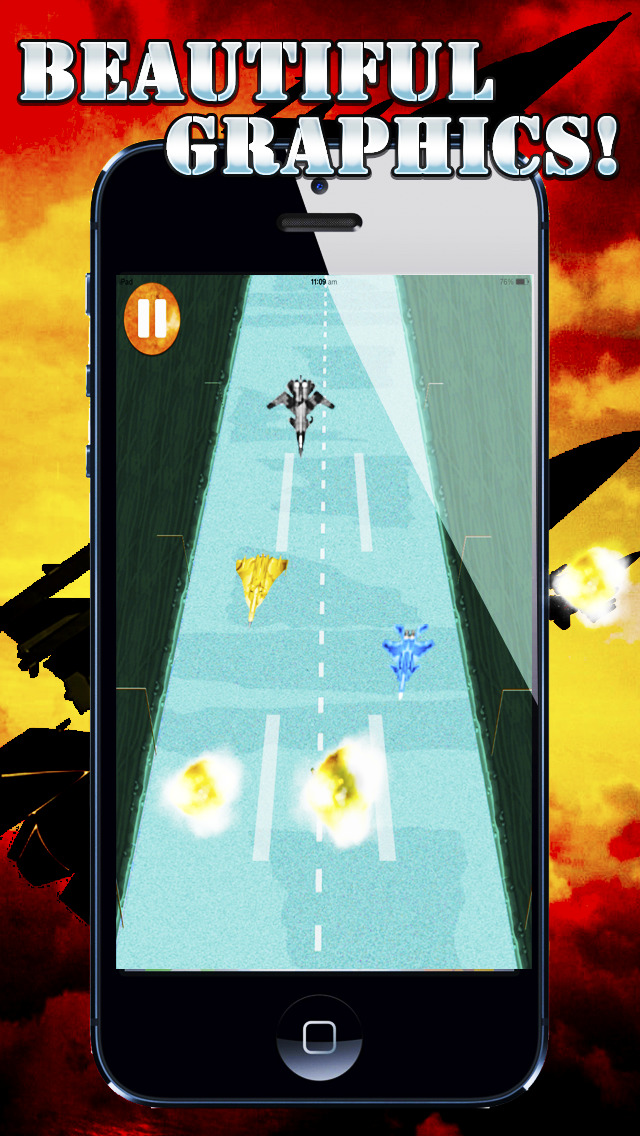 Ace Jet Race Pro screenshot 4
