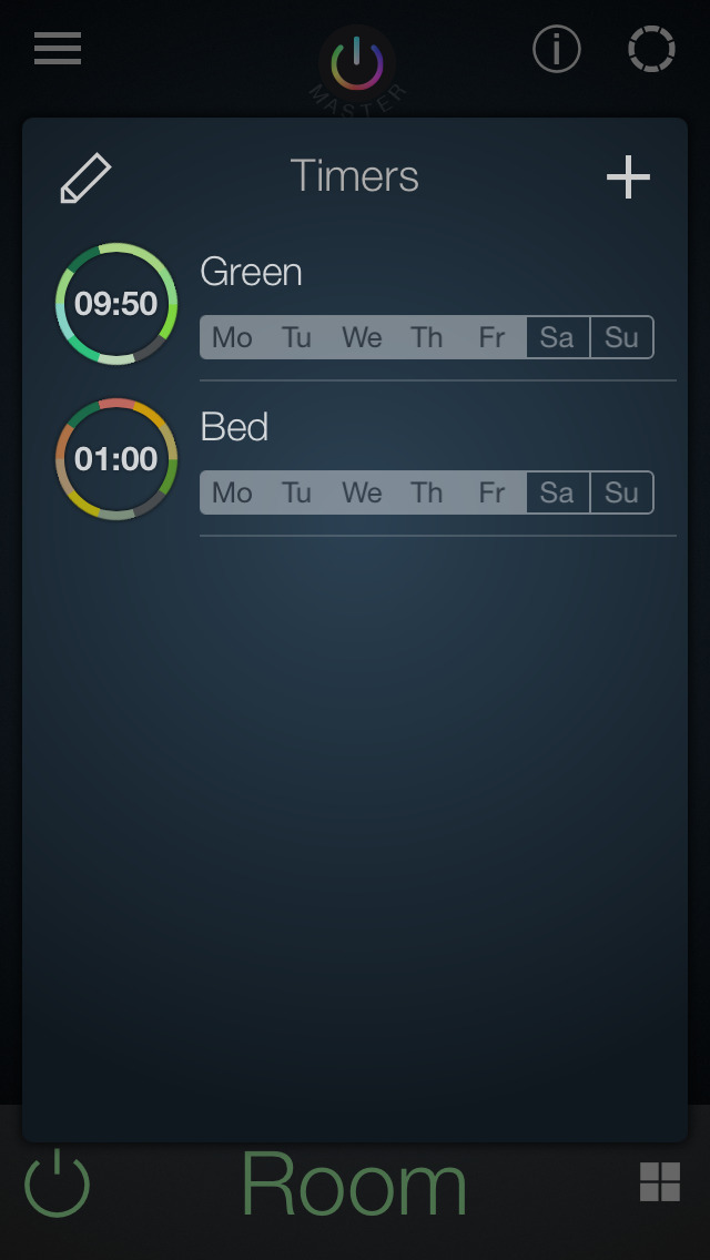 iConnectHue for Philips Hue screenshot 3