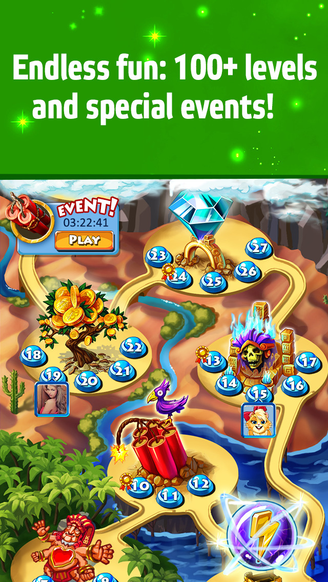 Montezuma Blitz screenshot 3
