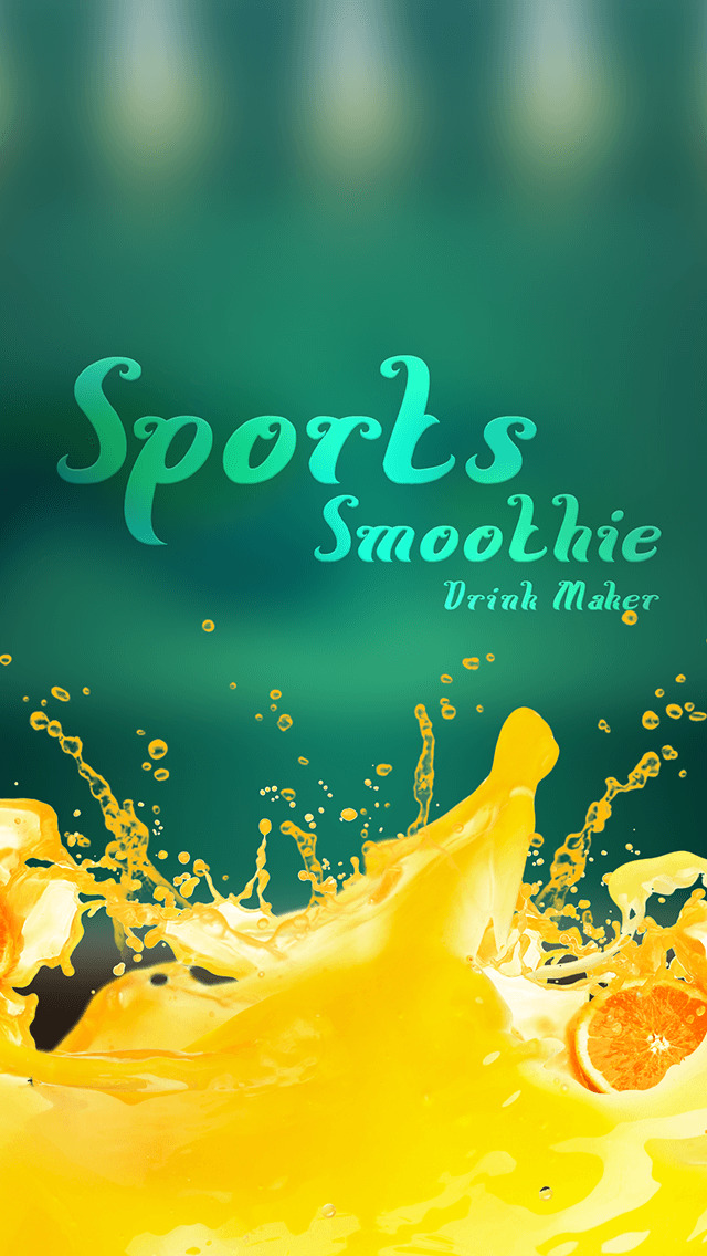 Sports Smoothie Drink Maker - best slushie drinking game screenshot 5